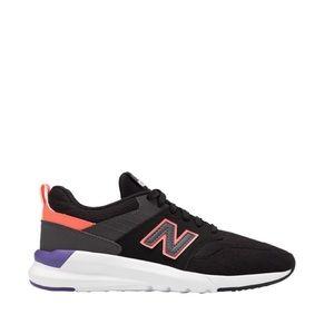 NWOB NEW BALANCE 009 Black/Pink Sneakers